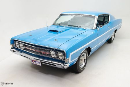 1969 Ford Torino GT Richard Petty Edition