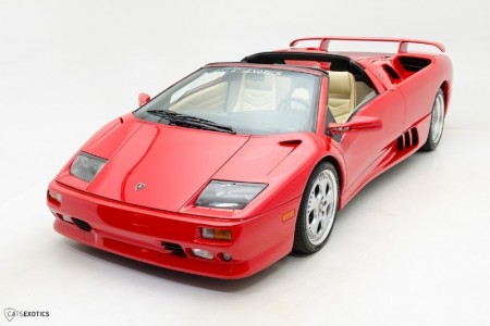 1999 Lamborghini Diablo Roadster VT