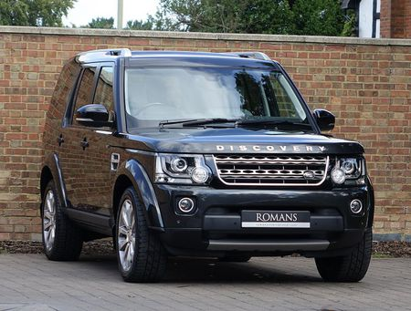 2014/64 - Land Rover Discovery XXV Special Edition