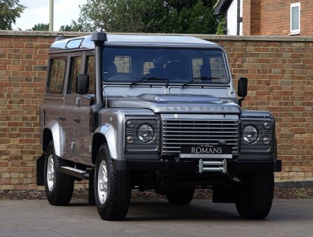 2013/13 - Land Rover Defender 110 XS