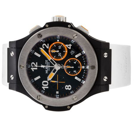 "Pre-Owned Hublot Big Bang ""Hamptons"" Limited Edition 301.CK.1223.RX"