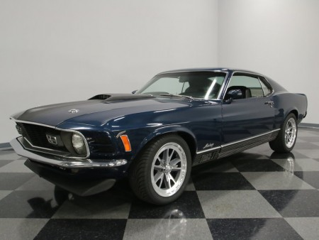 1970 FORD MUSTANG PRO TOURING