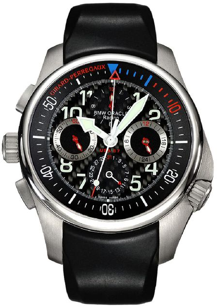 Girard Perregaux R&D 01 Challenger of Records USA 87 BMW Oracle Racing 49930 Limited Edition 750 pcs.