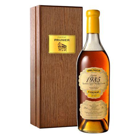 Prunier Vintage 1985 Fins Bois Cognac