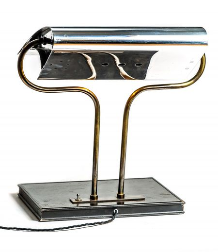 A320 LEADING EDGE DESK LAMP