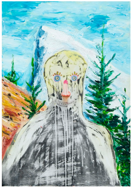 Dr. Fuck a Lot in the Mountains, 2014
