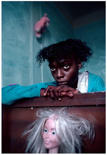 Monique, Spanish Harlem, NY 1987