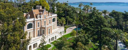 Mansion 19Th Century (Cannes, France)