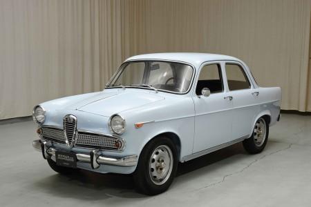 1963 alfa romeo giulietta berlina