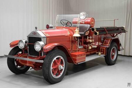 1926 american lafrance firetruck