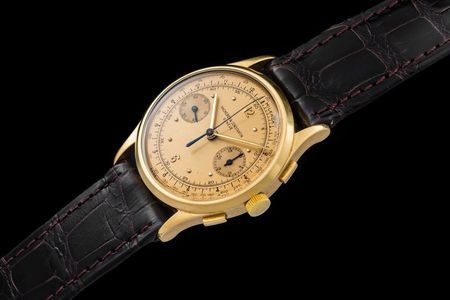 "Vacheron & Constantin ""The Monochrome yellow Chronograph ref 4072"""