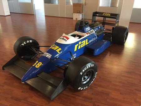 1988 RIAL ARC1 Ex De Cesaris
