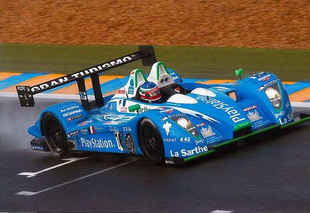 2007 PESCAROLO LMP1 (3rd in the 2007 Le Mans 24 Hours)