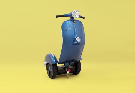 ZERO-SCOOTER First Autobalance Scooter - Blue