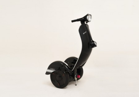 ZERO-SCOOTER First Autobalance Scooter - Black