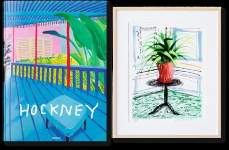 David Hockney. A Bigger Book. Art Edition C, No. 501–750 Edition of 250