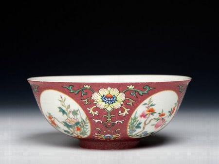 Chinese porcelain bowl, Daoguang (1821/1850) mark in zhuanshu in under glaze cobalt blue and of the period