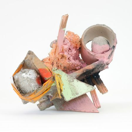 Phyllida Barlow, untitled: catch 5, 2016