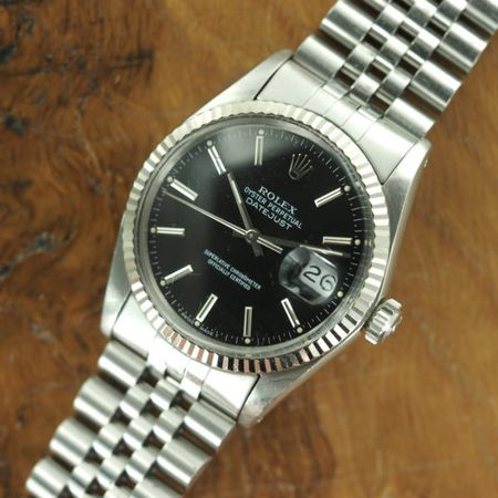 Rolex Datejust Ref. 16014 Full Set