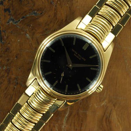 18k Gold Patek Philippe Ref. 2526