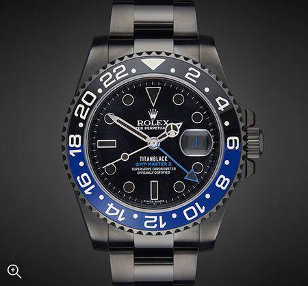 Rolex GMT II: Arctos