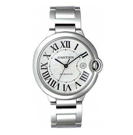 Cartier Ballon Bleu 42mm - Stainless Steel W69012Z4
