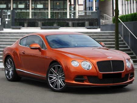 BENTLEY CONTINENTAL GT 6.0 W12 SPEED