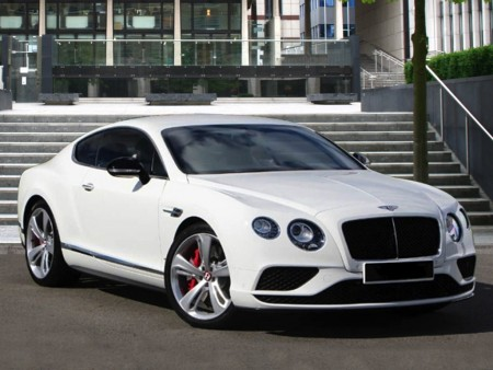 BENTLEY CONTINENTAL GT COUPE V8S MULLINER