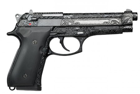 92fs Limited Edition Pistols Engraving 5