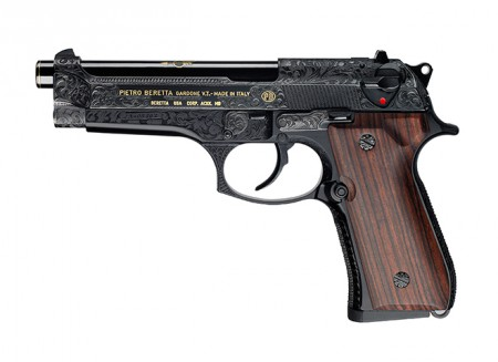 92fs Limited Edition Pistols Engraving 8