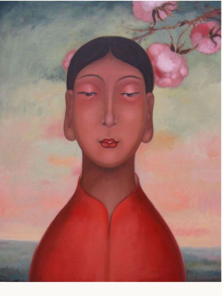 Flourish of Fragrant Grass(2005) – LI Shuang