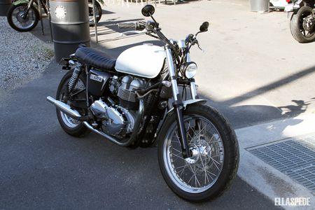 EB250 – Triumph Bonneville T100