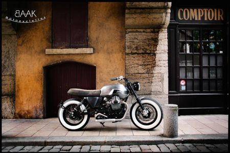 V7 Bobber Limited