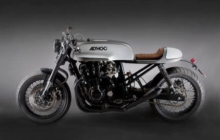 ADHOC #2 // RELOADED // HONDA CB 750 NIGHTHAWK 1993