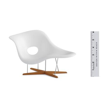 Vitra Miniatures Collection: Eames® La Chaise