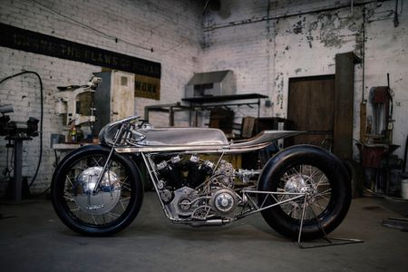 Supercharged Ironhead
