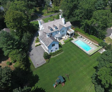 33 BOULDER BROOK ROAD - GREENWICH, CONNECTICUT