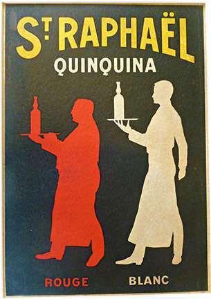 St. Raphael Quinquina Rouge Blanc