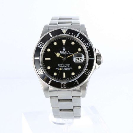 ROLEX SUBMARINER SPIDER DIAL