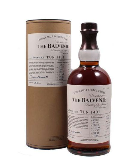 Balvenie Tun 1401 Batch no.8