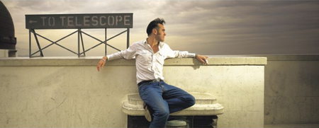 Andy Earl: Morrissey, Griffith Observatory, Los Angeles