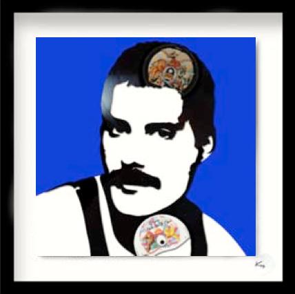 Keith Haynes: Freddie Mercury