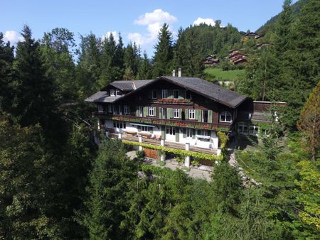 EXCEPTIONNAL PROPERTY in Gstaad