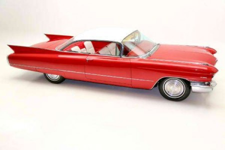 1960 CADILLAC SERIES 62 NEW INTERIOR GREAT FINS