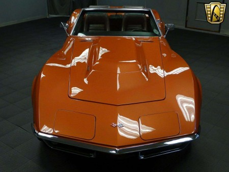1968 Chevrolet Corvette 502 CID V8 5 Speed Manual