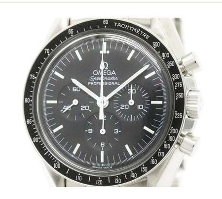 Omega Speedmaster 3570.50 Professional Stainless Steel Moon 42mm Mens Watch