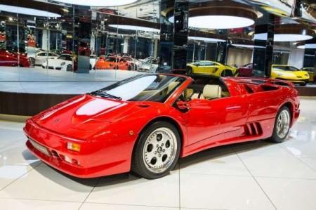 1997 Lamborghini Diablo VT Roadster - One Of 200 Units Produced