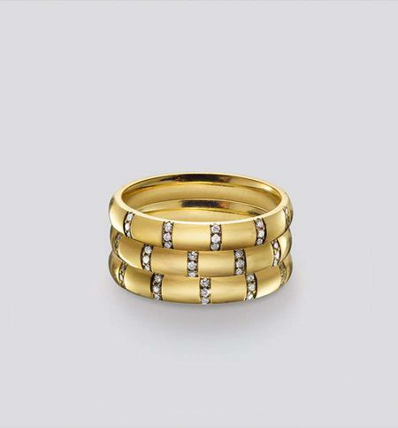Vanessa Gillespie stacking ring