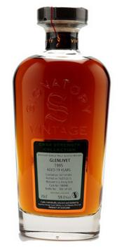 Glenlivet 19 Year (Signatory, 1995)