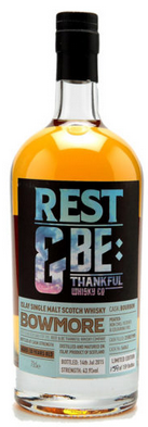 Rest & Be Thankful Bowmore 30 Year (1985)